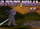 Three foot ninja