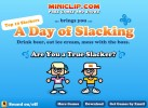 A day of slacking – Funbrain Jr