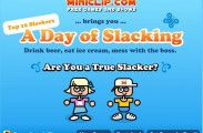 A day of slacking – Funbrain Jr
