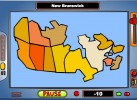 Canada geography game